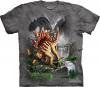 Camiseta - The Mountain - Against The Wall