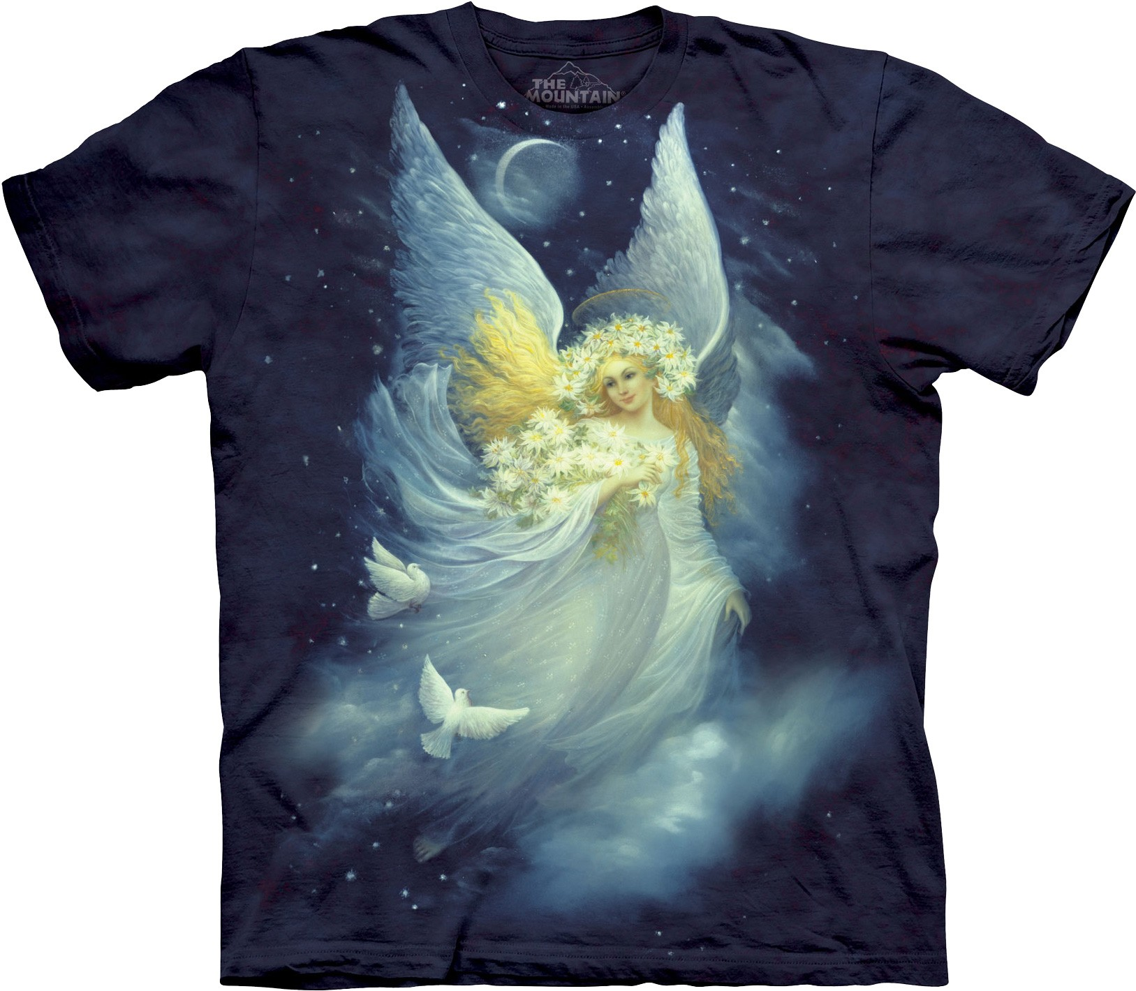 Camiseta - The Mountain - Angel Of Night