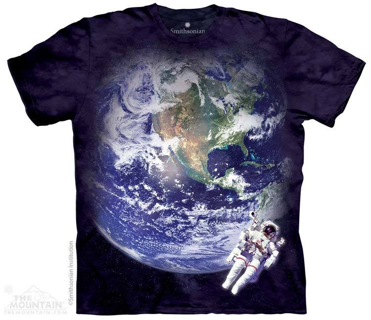 Camiseta - The Mountain - Astro Earth