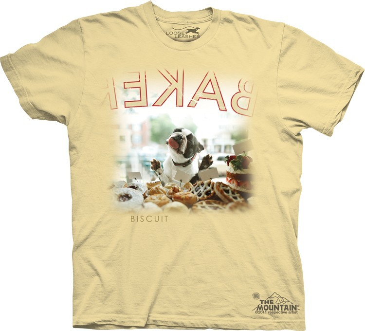 Camiseta - The Mountain - Biscuit