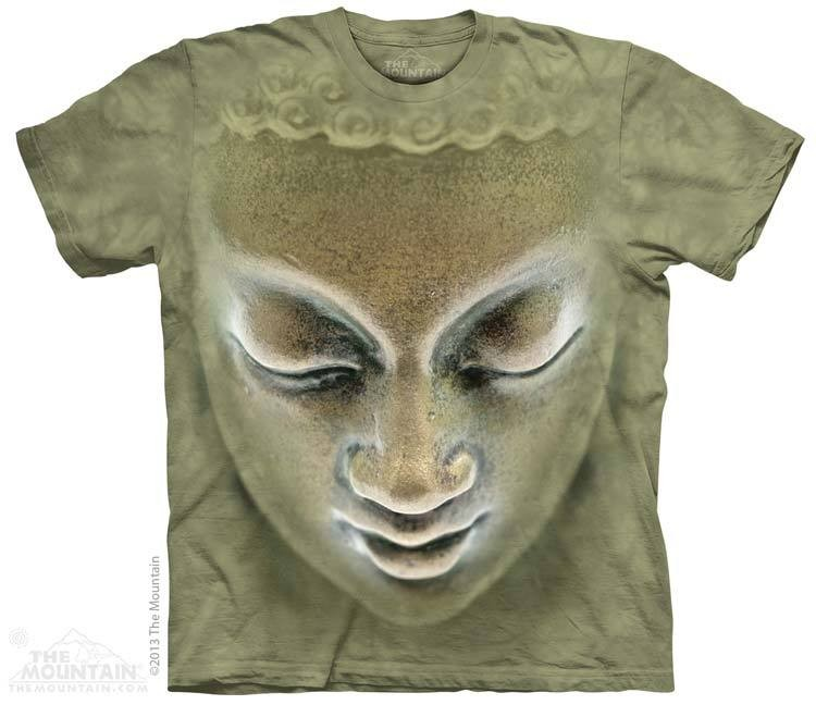 Camiseta - The Mountain - Big Face Buddha