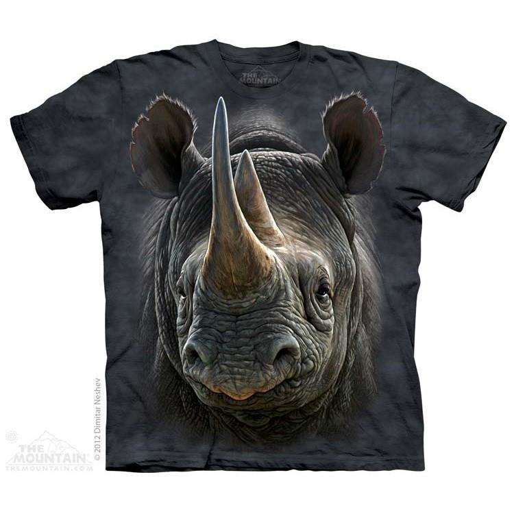Camiseta - The Mountain - Black Rhino