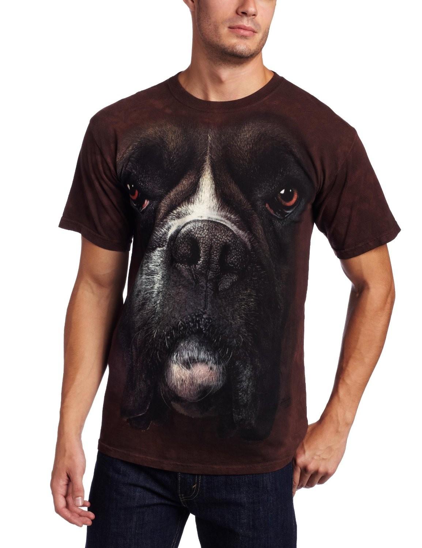 Camiseta - The Mountain - Boxer Face