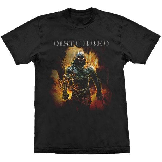 Camiseta - Disturbed - Indestructible