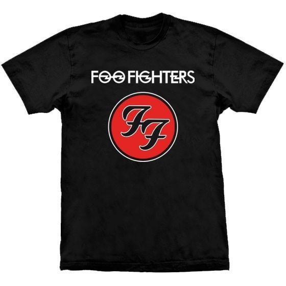 Camiseta - Foo Fighters - Logo