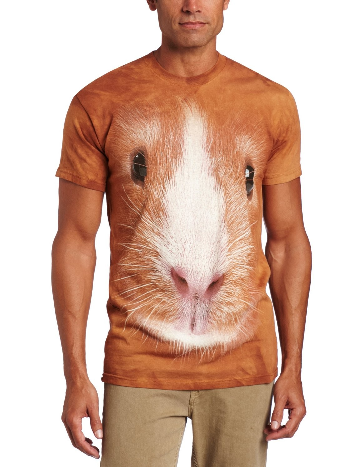 Camiseta - The Mountain - Guinea Pig Face