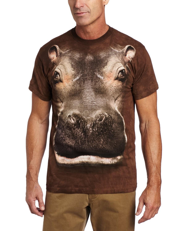Camiseta - The Mountain - Hippo Head