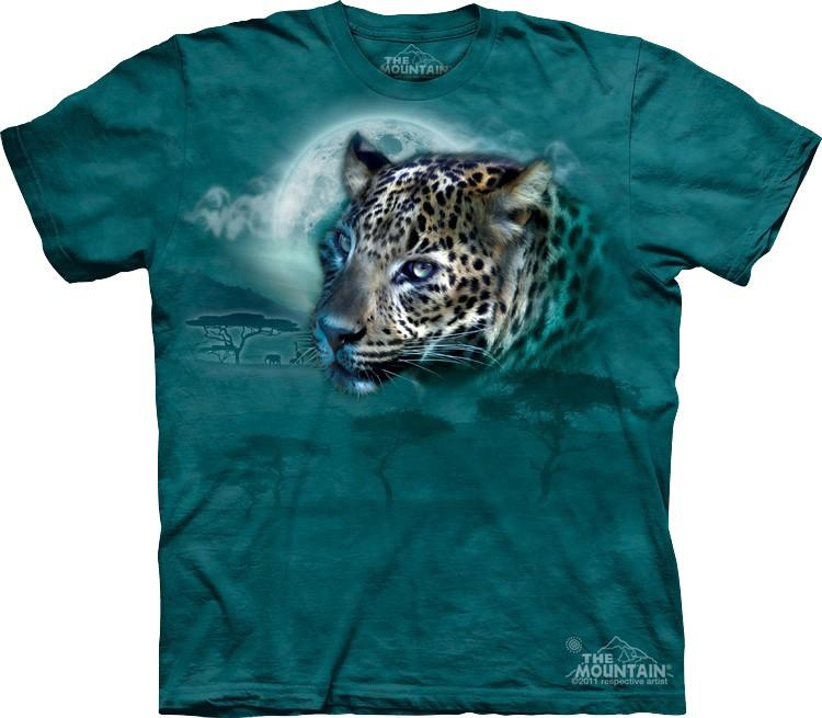 Camiseta - The Mountain - Leopard Moon