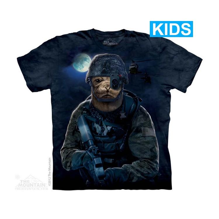 Camiseta - The Mountain - Navy Seal (infantil)