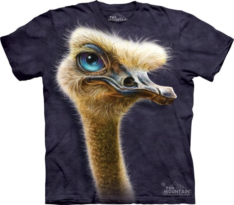 Camiseta - The Mountain - Ostrich Totem