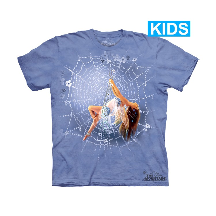 Camiseta - The Mountain - Swing Fairy (infantil)