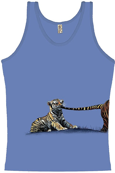 Regata - The Mountain - Tiger Pull