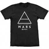 Camiseta - 30 Seconds To Mars - Logo