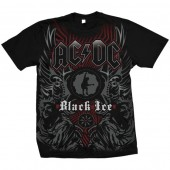 Camiseta - AC/DC - Black Ice - Premium