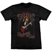 Camiseta - AC/DC - Highway To Hell Poster