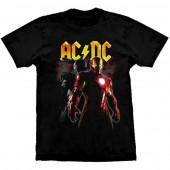 Camiseta - AC/DC - Iron Man