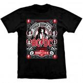 Camiseta - AC/DC - Whiskey A Go Go