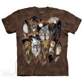 Camiseta - The Mountain - Animal Feathers
