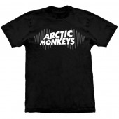 Camiseta - Arctic Monkeys - Logo