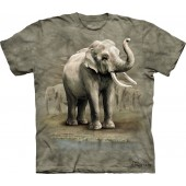 Camiseta - The Mountain - Asian Elephants