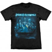 Camiseta - Avenged Sevenfold - Welcome to the Family