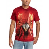 Camiseta - The Mountain - Rooster Head