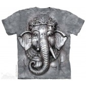 Camiseta - The Mountain - Big Face Ganesh