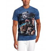 Camiseta - The Mountain - Big Jungle Cats