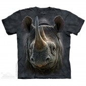 Camiseta - The Mountain - Black Rhino