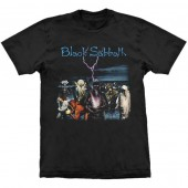 Camiseta - Black Sabbath - Live Evil