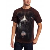 Camiseta - The Mountain - Boxer Face