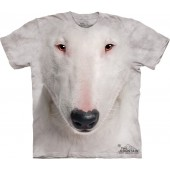Camiseta - The Mountain - Bull Terrier Face
