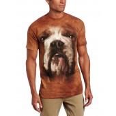 Camiseta - The Mountain - Bulldog Face