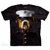 Camiseta - The Mountain - Bulldog Marine