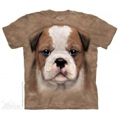 Camiseta - The Mountain - Bulldog Puppy