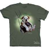 Camiseta - The Mountain - Bulldog Buster