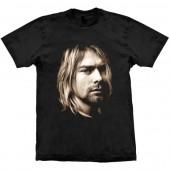 Camiseta - Kurt Cobain