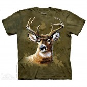 Camiseta - The Mountain - Camo Deer