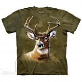 Camiseta - The Mountain - Camo Deer
