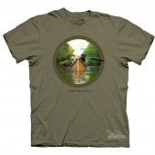 Camiseta - The Mountain - Canoe Lewie & Clark