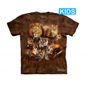Camiseta - The Mountain - Cat Power (infantil)