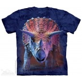 Camiseta - The Mountain - Charging Triceratops