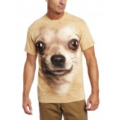Camiseta - The Mountain - Chihuahua Face