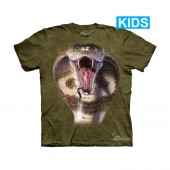 Camiseta - The Mountain - Cobra (infantil)