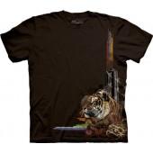 Camiseta - The Mountain - Disco Tiger