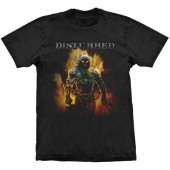 Camiseta - Disturbed - Indestructible