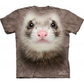 Camiseta - The Mountain - Ferret Face