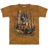 Camiseta - The Mountain - First Time