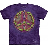 Camiseta - The Mountain - Frog Peace Dye