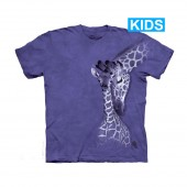 Camiseta - The Mountain - Giraffe Family (infantil)